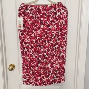 Who What Wear Skirts - Floral pencil